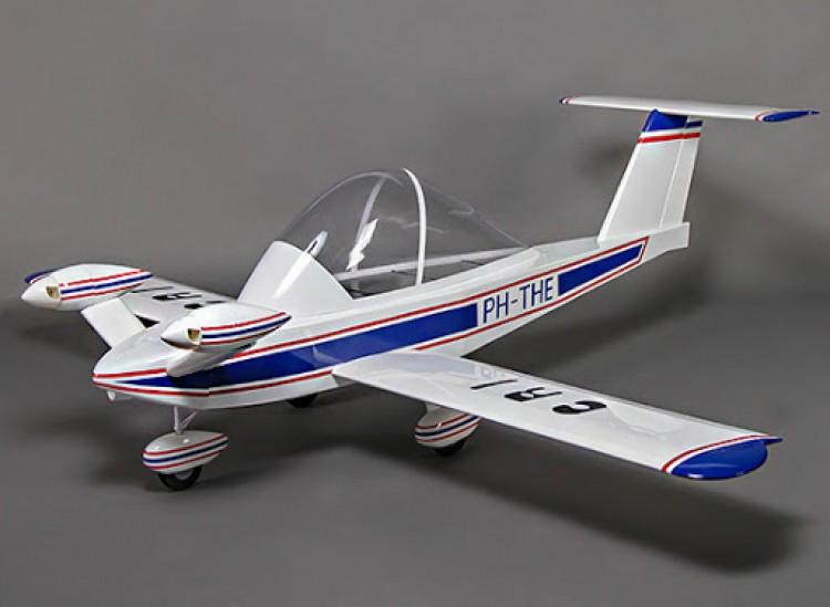 Colomban MC 10 Cri Cri model airplane plan