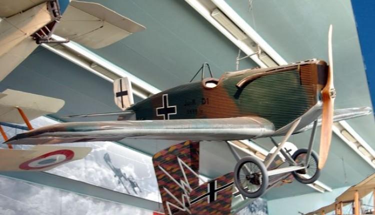 Junkers D9 model airplane plan