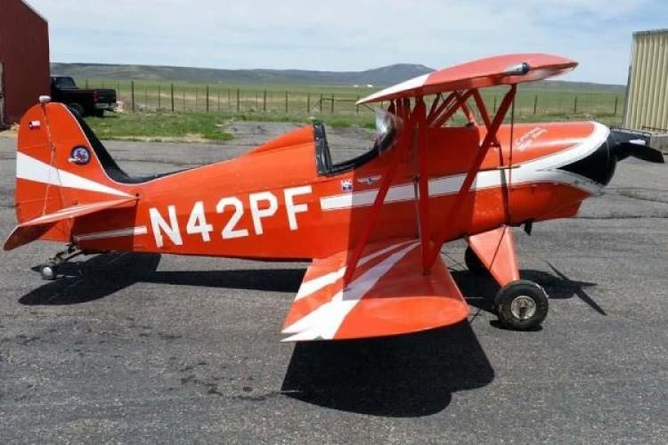 Smith Miniplane model airplane plan