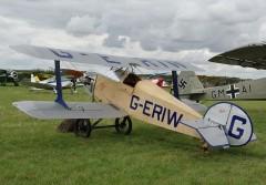 Staaken Flitzer model airplane plan