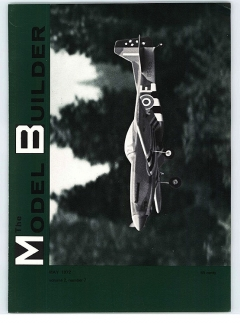 MB-1972-05-MAY model airplane plan