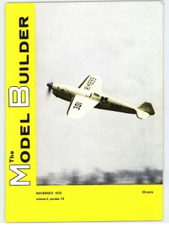 MB-1972-11-NOV model airplane plan