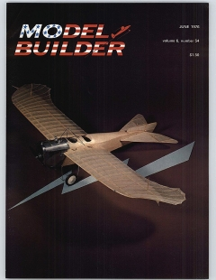MB-1976-06-JUN model airplane plan