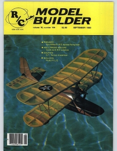 MB-1980-09-SEP model airplane plan