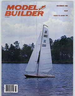MB-1982-11-NOV model airplane plan