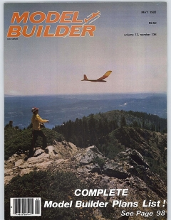 MB-1983-05-MAY model airplane plan