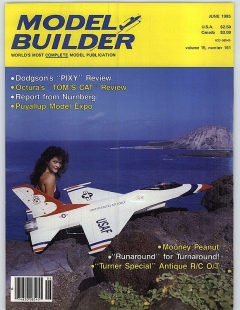 MB-1985-06-JUN model airplane plan