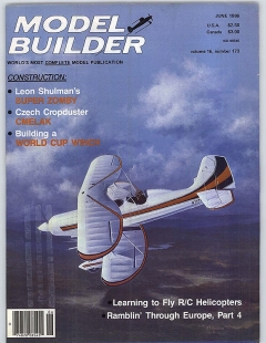 MB-1986-06-JUN model airplane plan