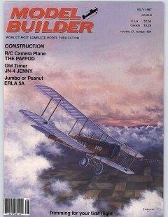 MB-1987-05-MAY model airplane plan