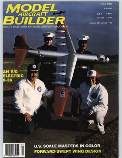 MB-1988-05-MAY model airplane plan