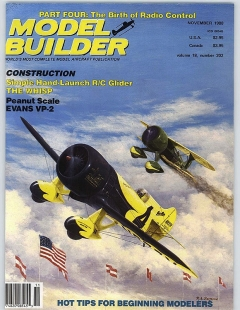 MB-1988-11-NOV model airplane plan