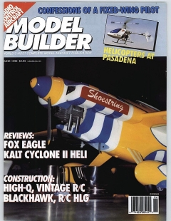 MB-1990-06-JUN model airplane plan