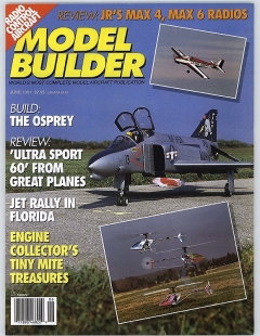 MB-1991-06-JUN model airplane plan