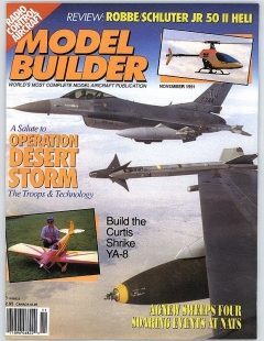 MB-1991-11-NOV model airplane plan