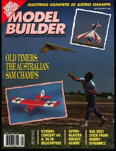 MB-1992-09-SEP model airplane plan