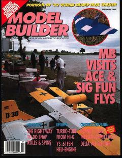 MB-1993-01-JAN model airplane plan