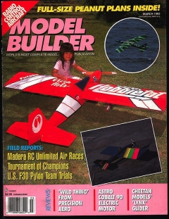 MB-1993-03-MAR model airplane plan