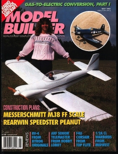 MB-1993-05-MAY model airplane plan