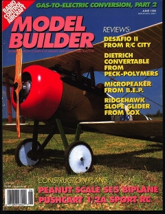 MB-1993-06-JUN model airplane plan