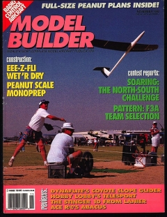 MB-1993-11-NOV model airplane plan
