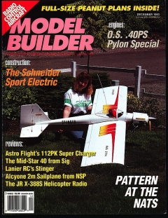 MB-1993-12-DEC model airplane plan