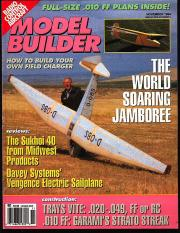 MB-1994-11-NOV model airplane plan