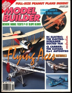 MB-1995-01-JAN model airplane plan