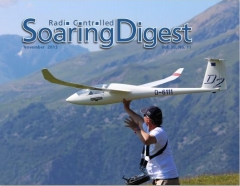 R/C Soaring Digest 2013 No 11 model airplane plan