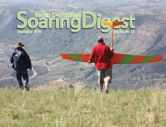R/C Soaring Digest 2013 No 12 model airplane plan