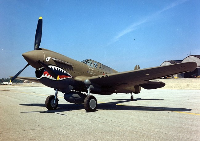 data/extra_images/2016/Curtiss_P-40E_Warhawk_2_USAF.jpg