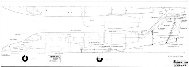 data/extra_images/2016/Learjet 35A Plan 1040.jpg