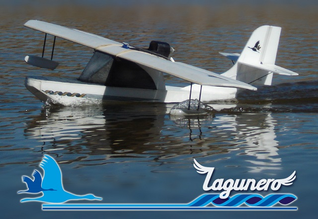 Lagunero model airplane plan
