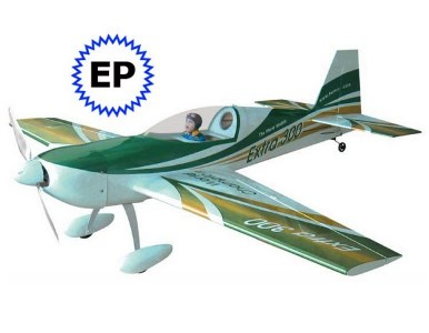 Extra 300 EP model airplane plan