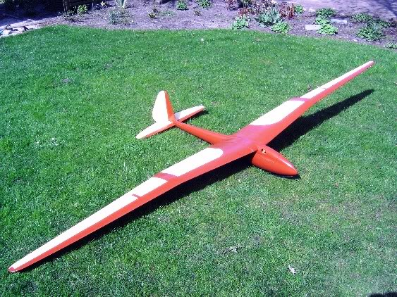 Fafnir 1 model airplane plan