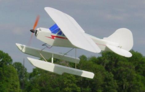 Blu Cub 2 model airplane plan