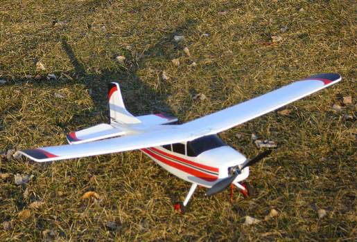 Cessna 185 model airplane plan