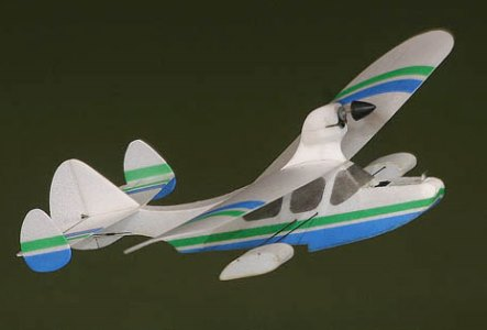 Micro Drake model airplane plan