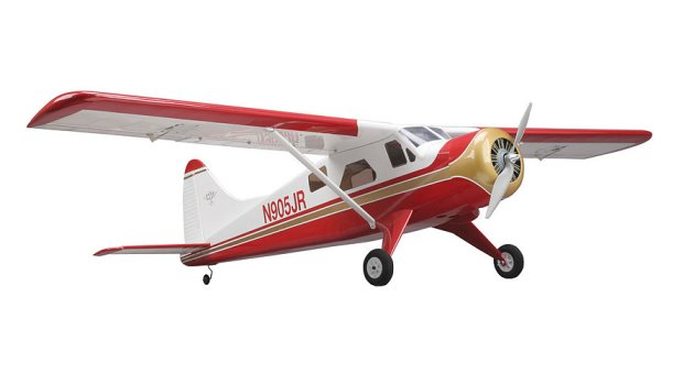 Beaver DHC-2 model airplane plan