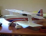 Big Flat Ultimate model airplane plan