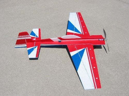 Cap 232 3D model airplane plan