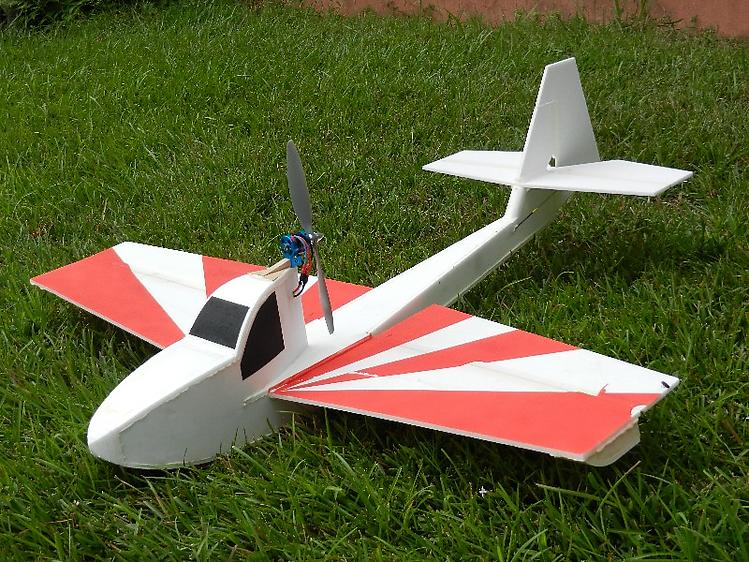 SlowBoat Plans - AeroFred - Download Free Model Airplane Plans