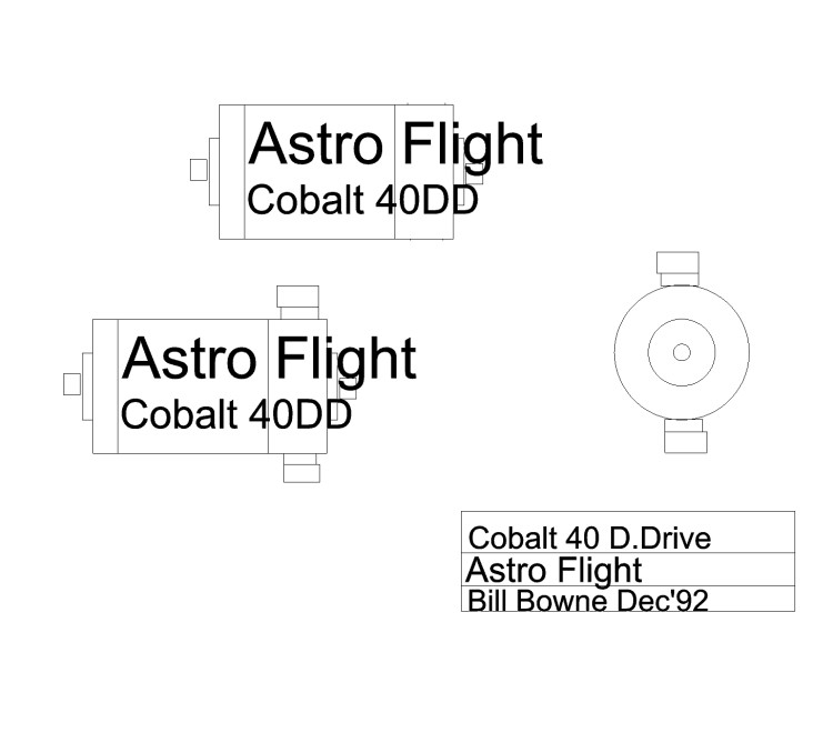c40dd1 model airplane plan