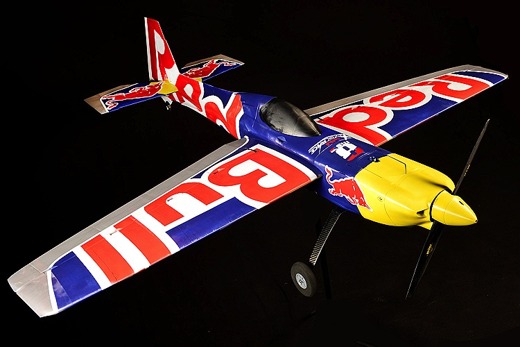 Edge 540 (73in) model airplane plan
