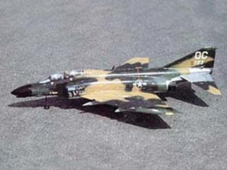 F-4 Phantom model airplane plan