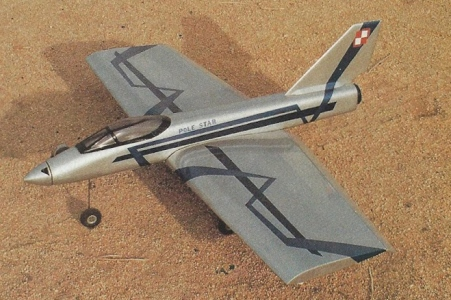 Pole Star model airplane plan