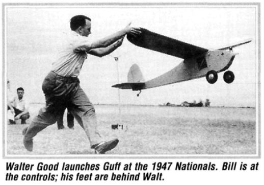 Guff model airplane plan