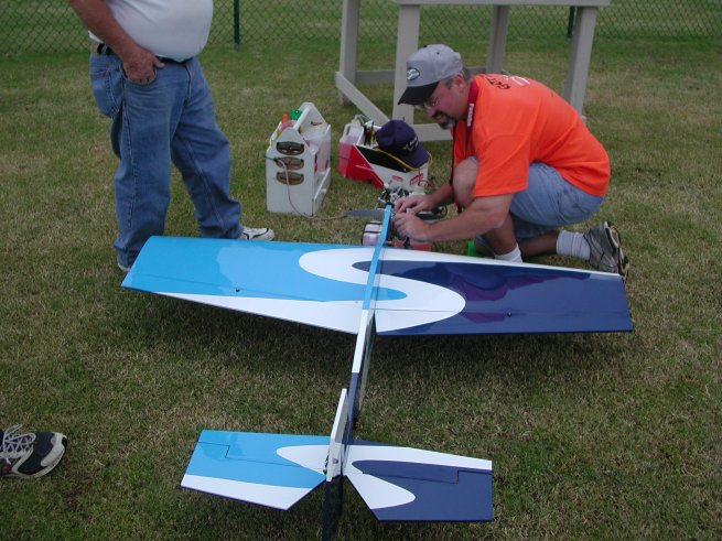 Mojo 65 model airplane plan