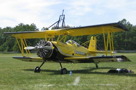 Grumman AG Cat model airplane plan