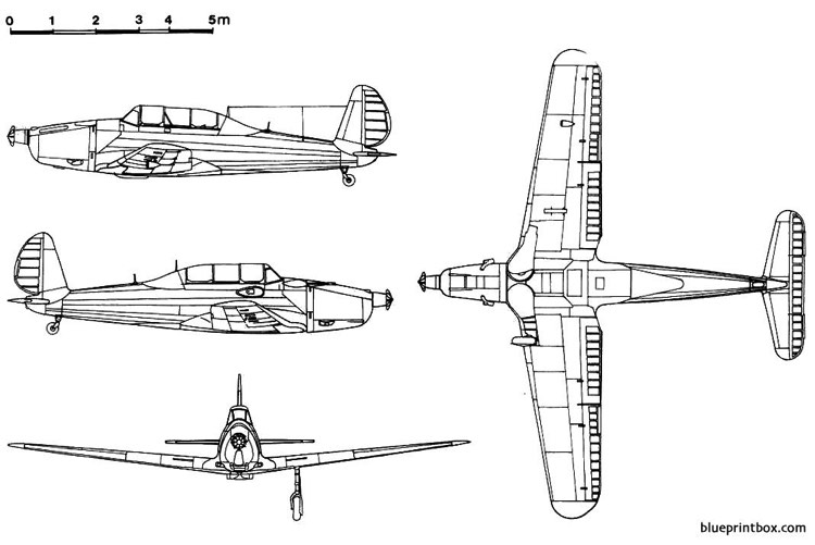arado ar 96 2 model airplane plan