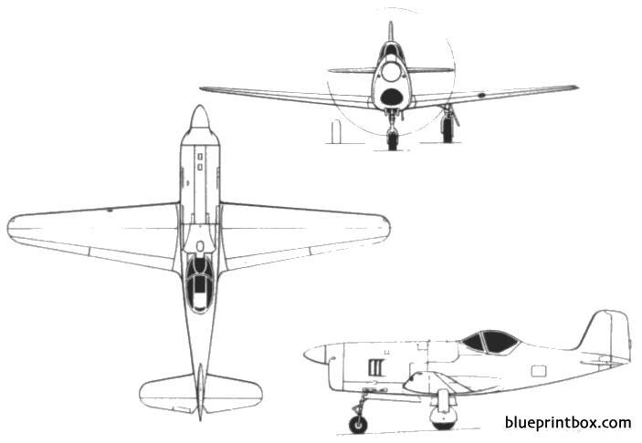 bell p 77 model airplane plan